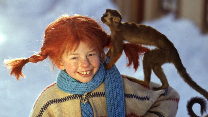 How do you find the Pippi Longstocking in yourself?
